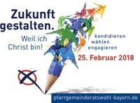 Pfarrgemeinderatswahl am 25.02.2018